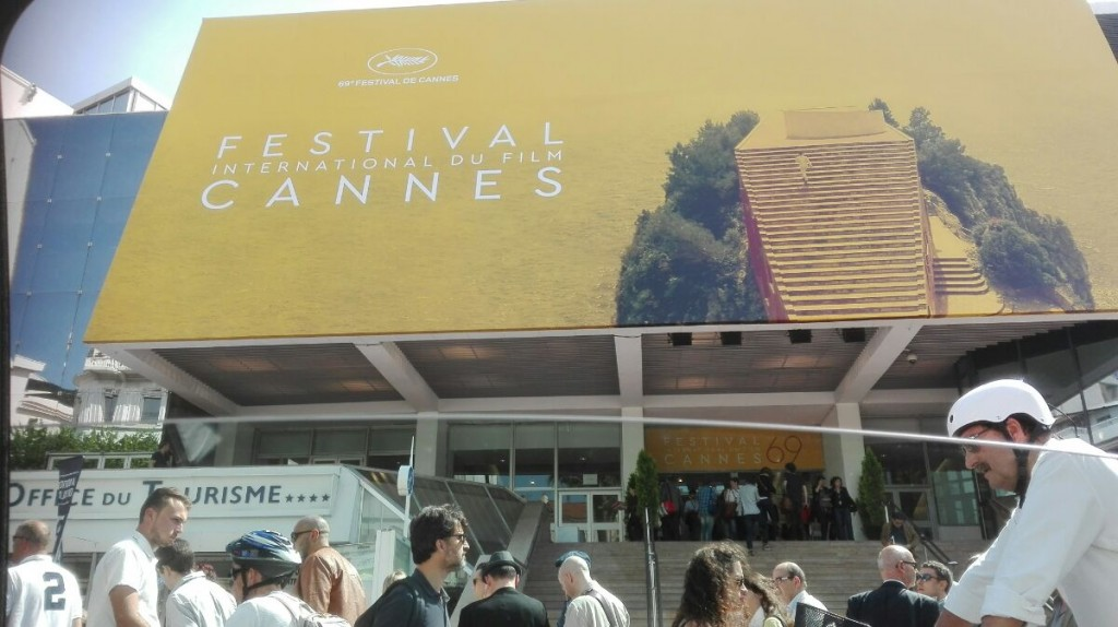 Cannes 2016 Opening Day - photo taken by Patrick Achache